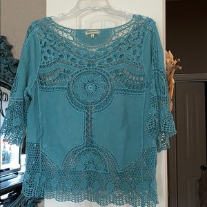 Gorgeous crochet top